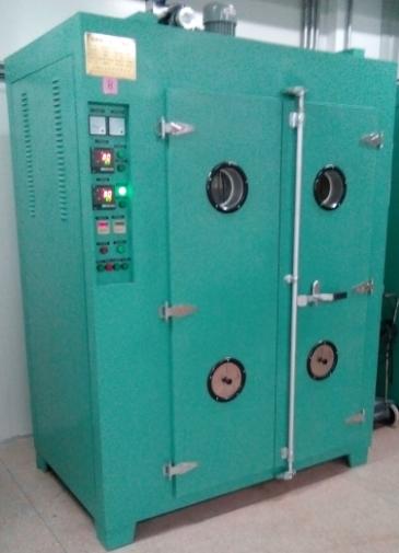 电热鼓风循环干燥箱(一体式)