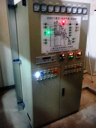 真空烧结炉控制系统