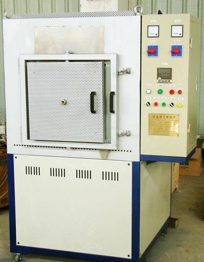 高温箱式炉(挂壁式)