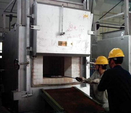 1400℃高温箱式电阻炉