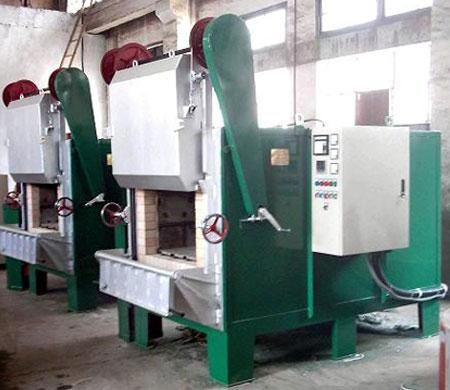 低温电阻炉