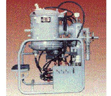 高温真空电阻炉