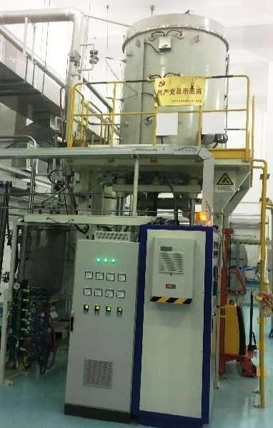 低温炭化炉