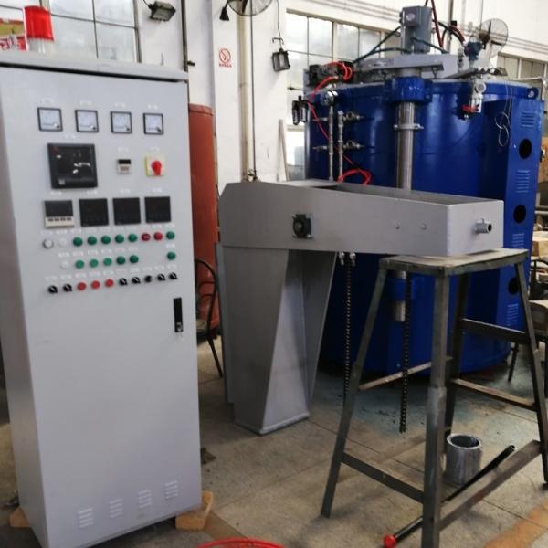 外热式真空电阻炉