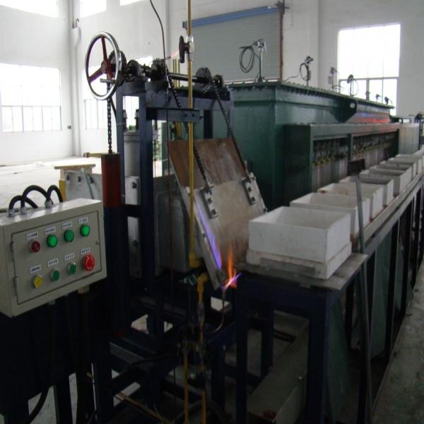 上海汇众电炉:高温气氛推舟炉