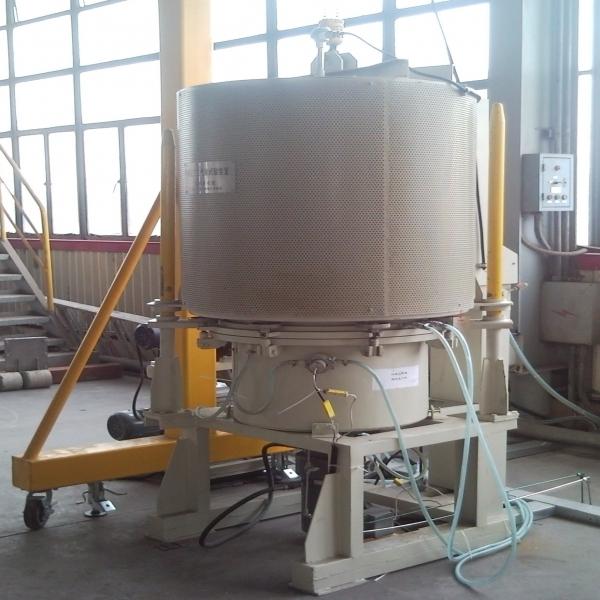 高温罩式电阻炉